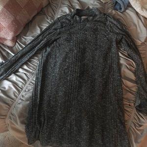 Mossimo Grey Dress medium